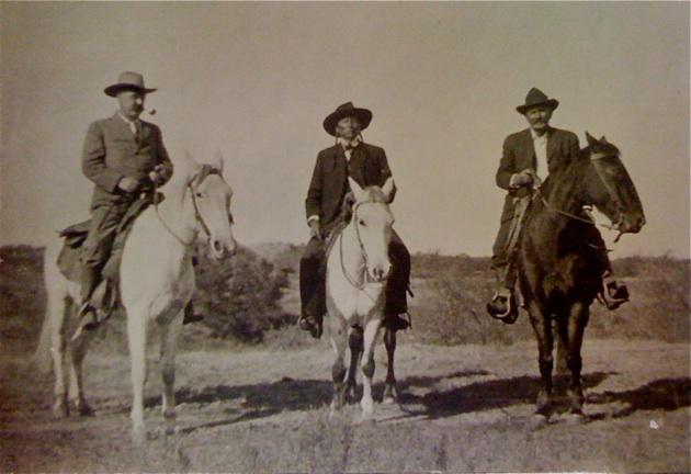 Quanah Parker On Horse