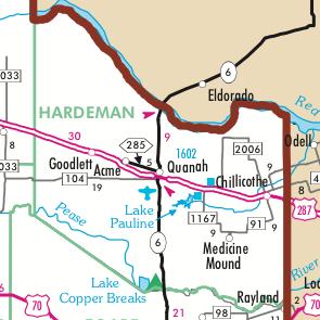 Hardeman County 1 on